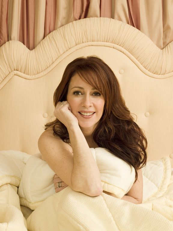 Dollface reccomend Patricia heaton in bed