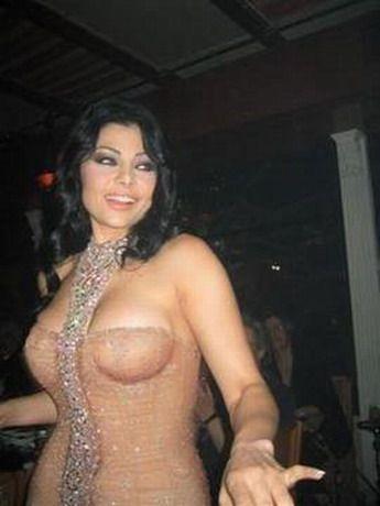 Porn haifa wahbi nue