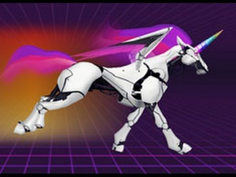 Flea F. reccomend Robot unicorn attack evolution funny games