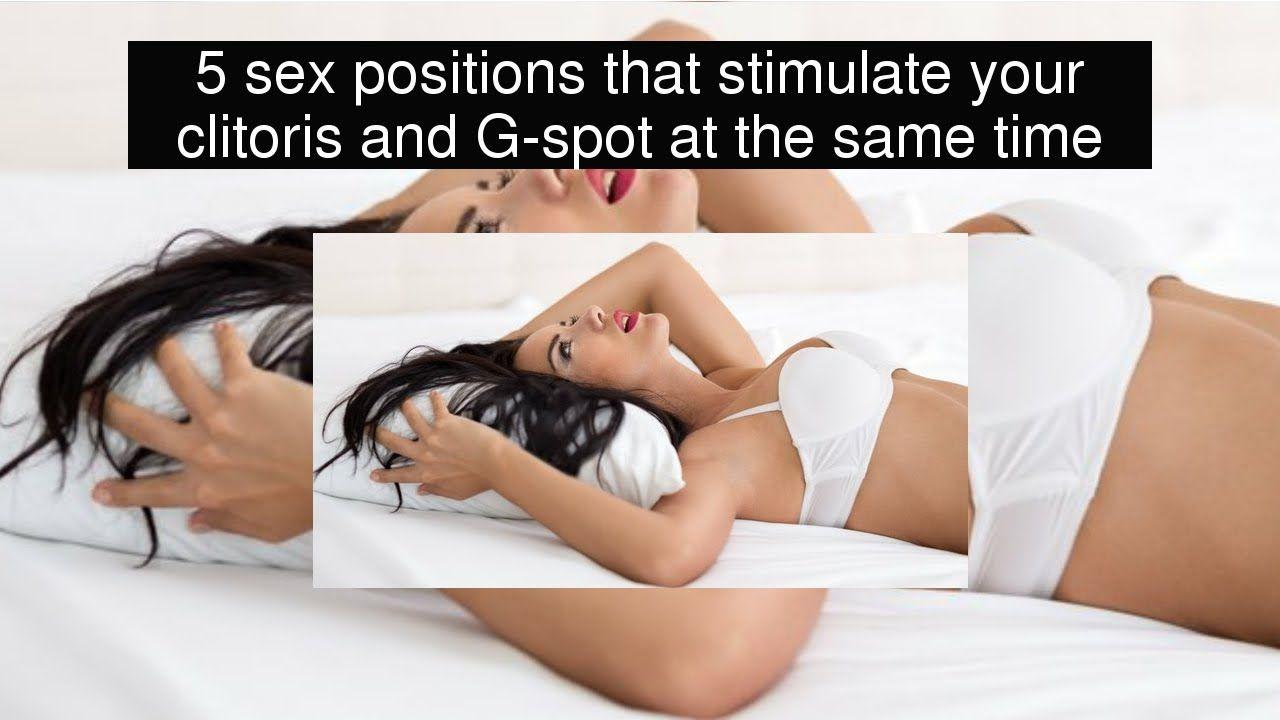 Positions that stimulate clitoris