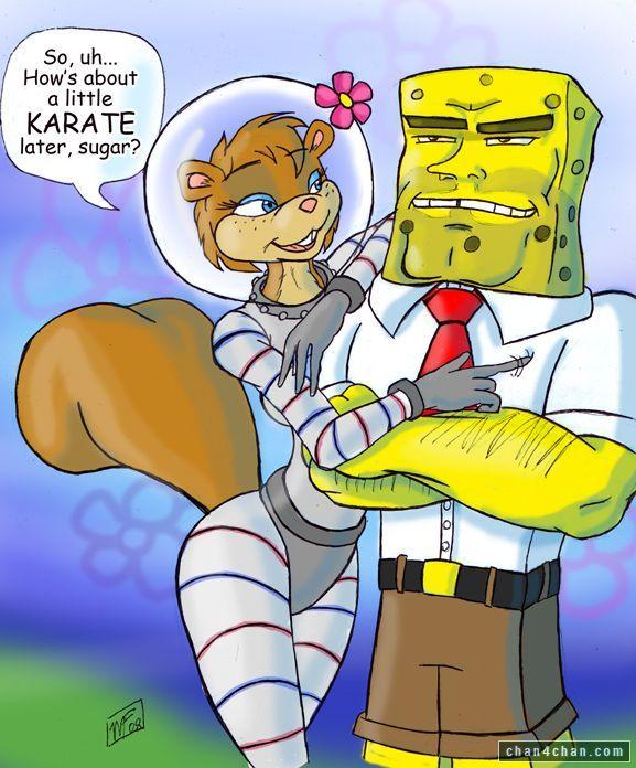 sponge bob xxx