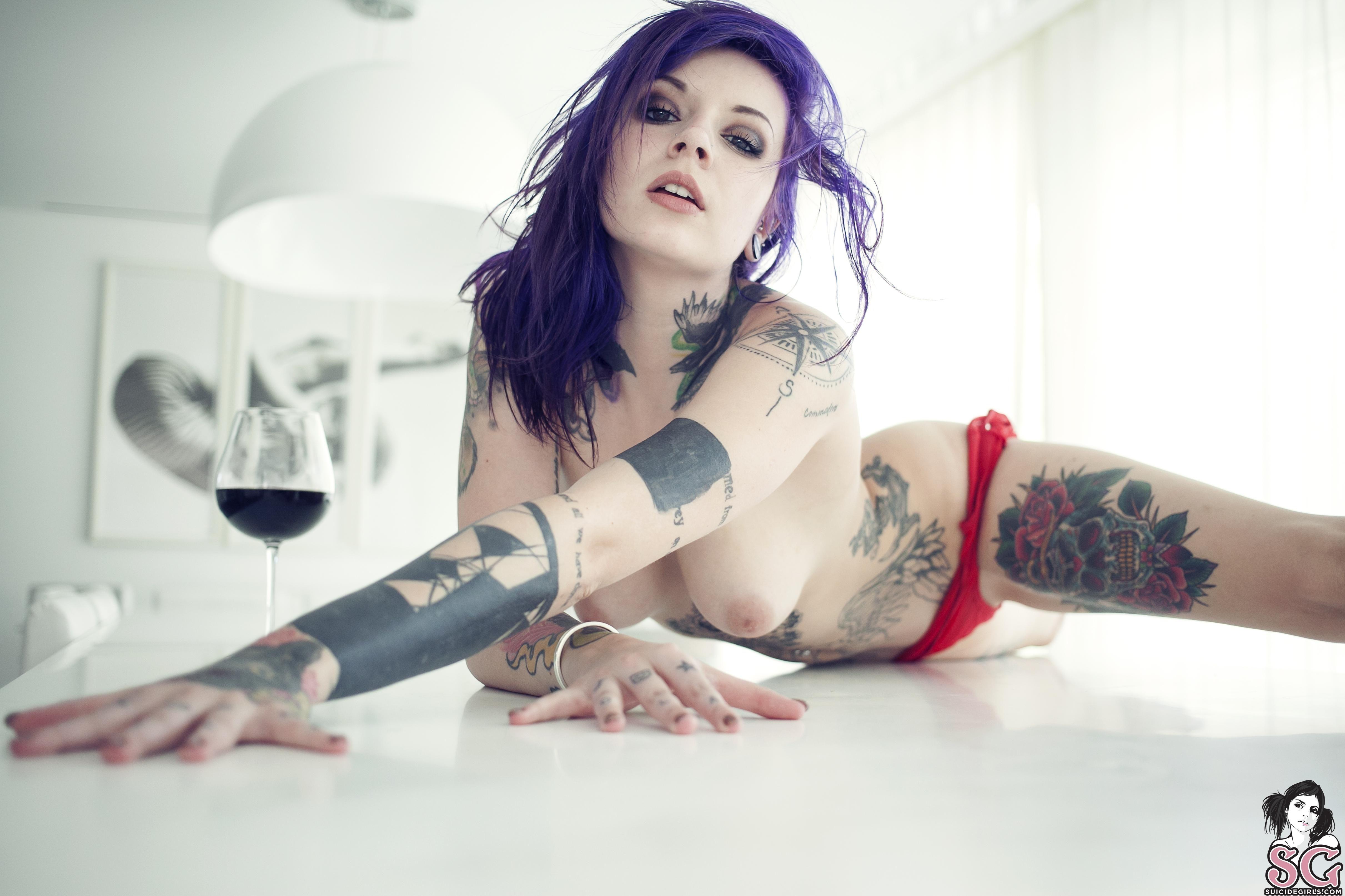 Nude tattoo tgp