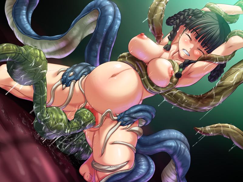 Tentacle porn hentai Tentacle Cartoon