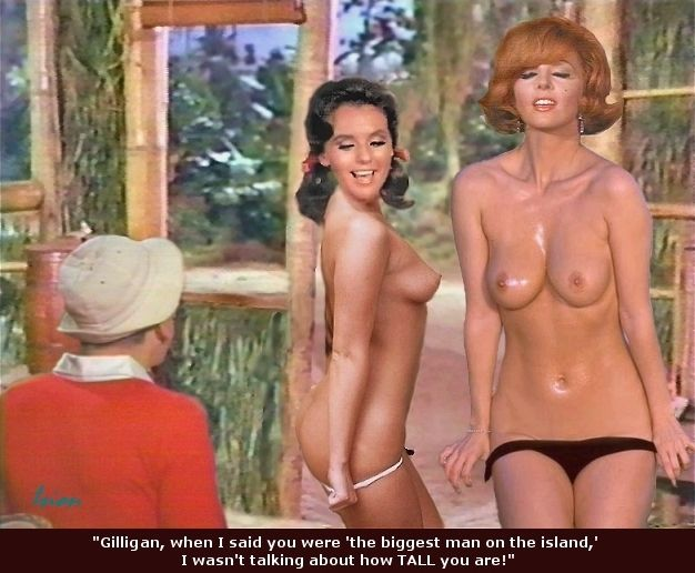 Tina Louise Hilbert  nackt